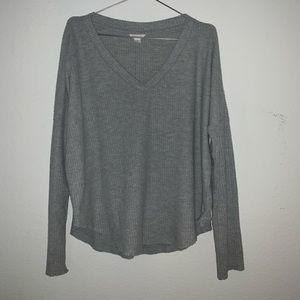Aeropostale loose fit sweater (Large) V- neck
